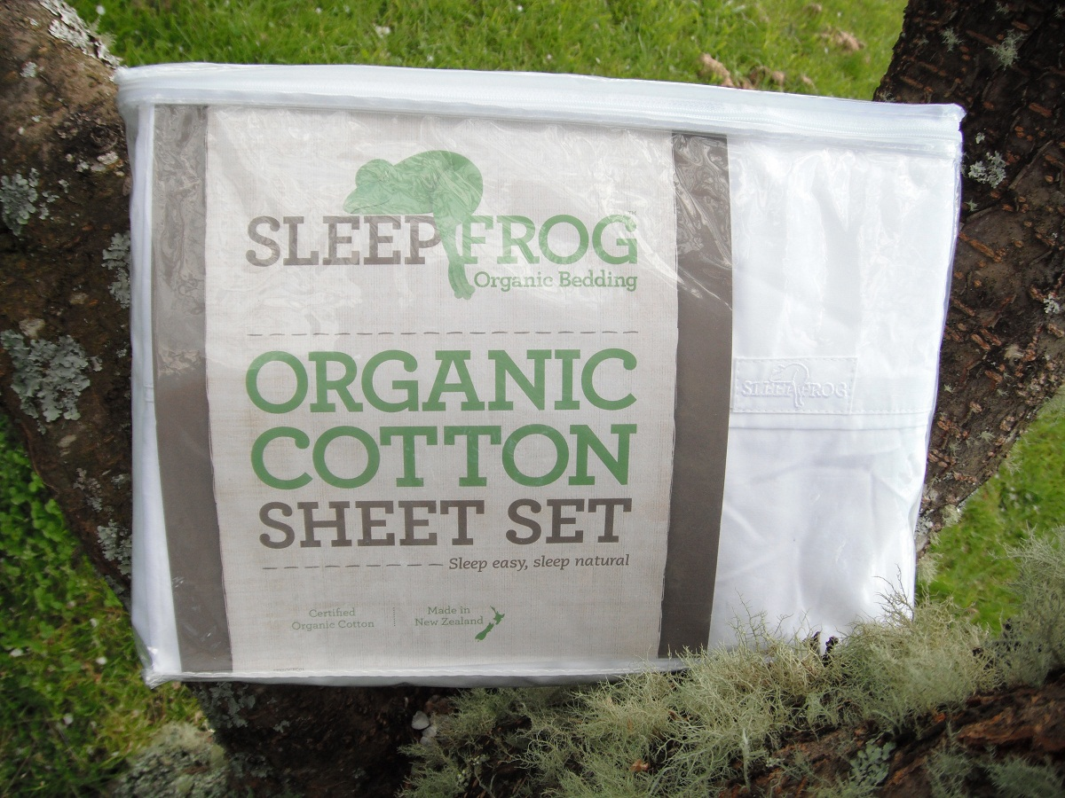 "Organature Innerspring and Futon Mattresses, Toppers, Quilts and Pillows are manufactured under agreement in Australia using only ""Certified Organic Cotton"" fabrics and filling and deliberately made to our even stricter than organic specifications."
