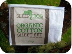 SleepFROG  - sleep easy, organic, green