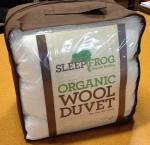 Organic Wool Duvet - 200 + 300gsm - King